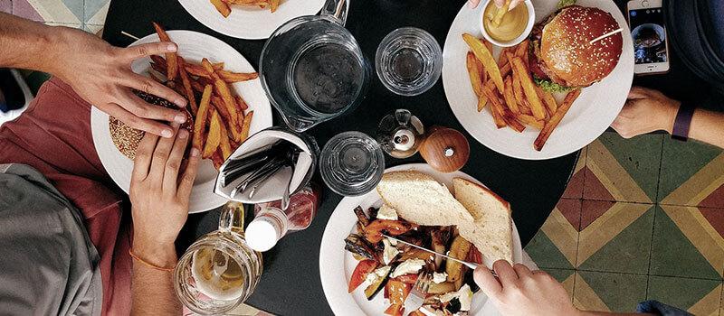 Restaurant: Englisch essen gehen